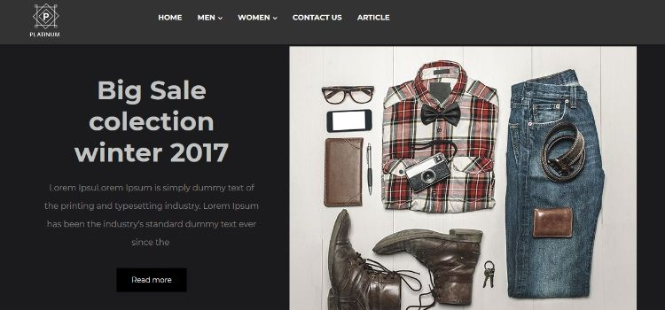 plantillas prestashop tienda online moda ropa