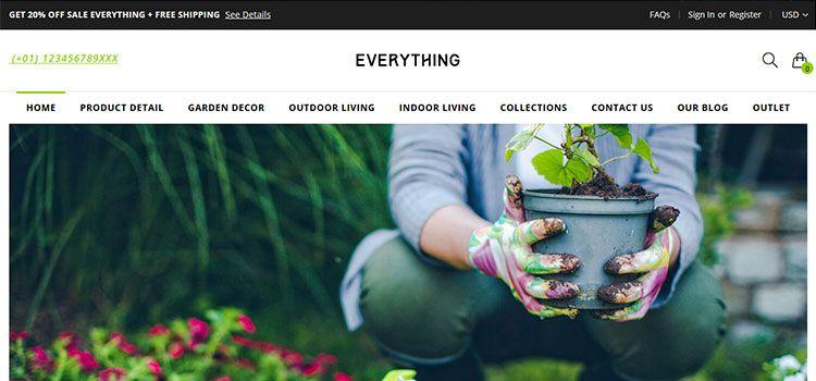 plantillas para tienda online de shopify