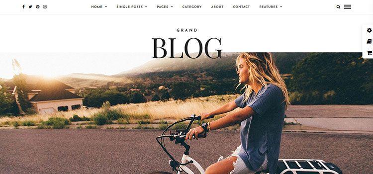 temas wordpress minimalistas responsive