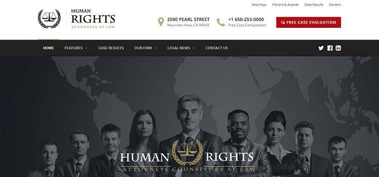 mejores plantillas abogados wordpress responsive
