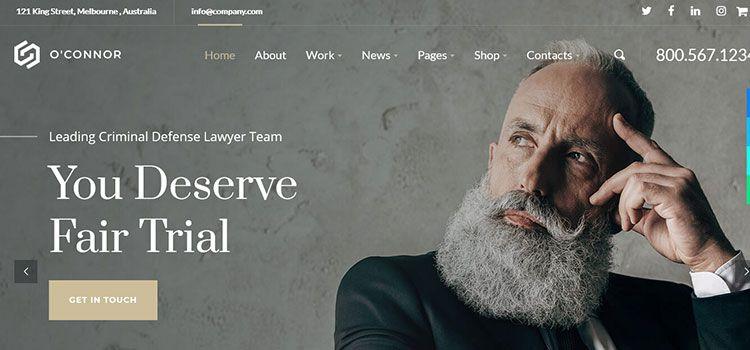 descargar plantillas wordpress abogados responsive