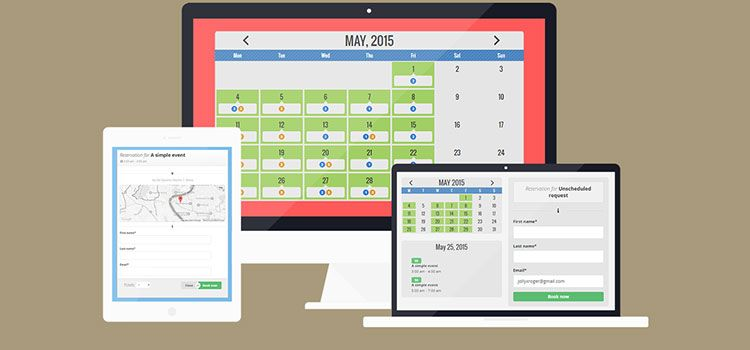 plugin calendario reservas wordpress