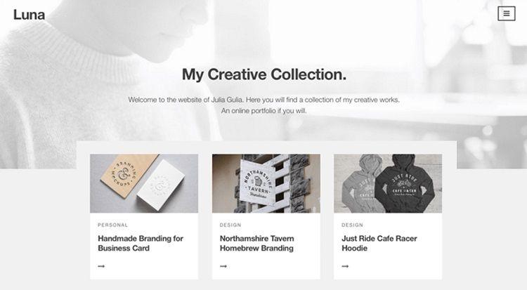 plantillas wordpress minimalistas gratis