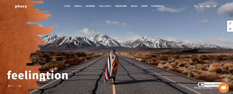mejores temas wordpress fotografos