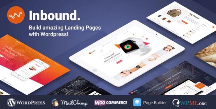 mejor plantilla landing page wp