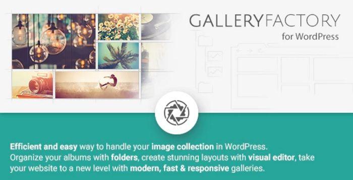 plugin galeria imagenes wordpress