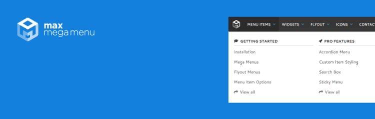 descargar plugin menu wordpress gratis