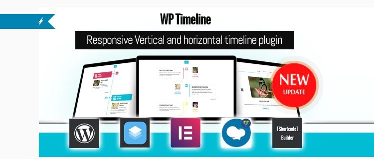 plugin timeline wordpress responsive
