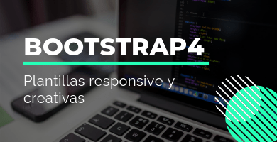 plantillas web bootstrap 4