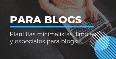 plantillas blog para wordpress