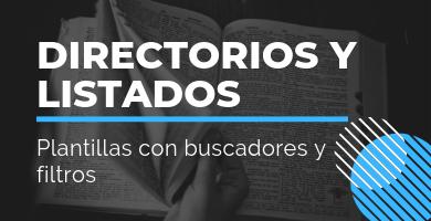 temas wordpress directorios listados