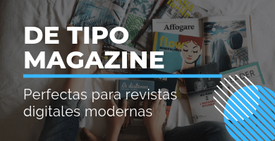 plantillas wordpress magazine