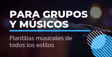 plantillas wordpress musica