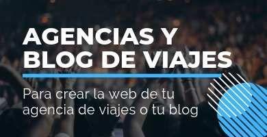 plantillas wordpress viajes agencias blog