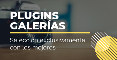 plugin galeria de imagenes wordpress